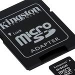 Thẻ microSD dung lượng cao và nhanh nhất của Kingston