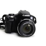 Đánh giá máy ảnh siêu zoom Canon SX50 HS