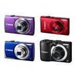 Canon ra mắt loạt sản phẩm máy ảnh compact PowerShot và IXUS phổ thông