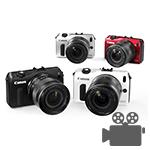 Video giới thiệu Canon EOS M