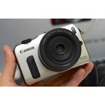 Rò rỉ cấu hình của Canon EOS M thế hệ 2