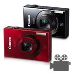 Video giới thiệu Canon IXUS 500 HS và IXUS 510 HS