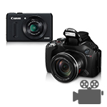 Video giới thiệu Canon PowerShot S100 and PowerShot SX40 HS