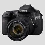Canon 70D sẽ là mẫu EOS đầu tiên dùng chip Digic 6
