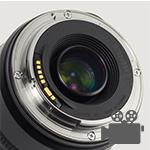 Video giới thiệu Canon EF Lenses