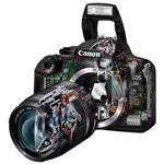 DSLR mới của Canon sẽ nhẹ như máy mirrorless