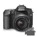Video giới thiệu Canon EOS 50D