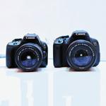 Cận cảnh bộ đôi Canon EOS 700D và 100D tại Việt Nam