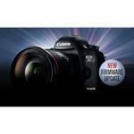 Canon 5D Mark III có firmware mới: nâng cao AF, khả năng xuất tín hiệu không nén qua HDMI