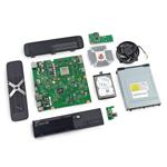 Bên trong Xbox 360 mới, nhiều thành phần giống người tiền nhiệm, dễ sửa chữa
