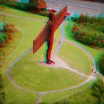 Hình ảnh 3D về nước Anh