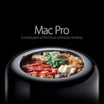Ảnh hài hước về thiết kế độc đáo của Mac Pro 2013