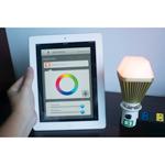 Trên tay bóng đèn LED thông minh Gunilamp có thể điều khiển bằng Bluetooth