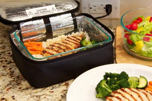 Túi hâm nóng thức ăn như lò vi sóng di động