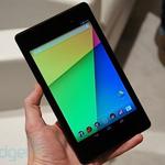 Android 4.3 hỗ trợ màn hình nét gấp đôi Nexus 7 mới