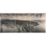 Ảnh panorama kinh điển từ đầu thế kỷ 20