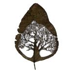 Nghệ thuật từ lá cây