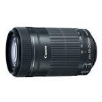 Canon công bố ống kính EF-S 55-250mm f/4-5.6 dùng động cơ bước (STM), giá 350$