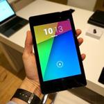 Nexus 7 mới bị tố gặp lỗi tính năng định vị GPS