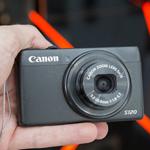 Ảnh thực tế Canon PowerShot S120 màn hình cảm ứng