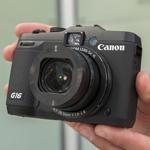 Ảnh thực tế Canon PowerShot G16 tích hợp Wi-Fi