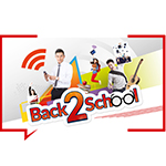 Back to school – In tiết kiệm, vui nhận quà