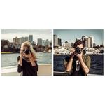 Cặp đôi lãng mạn du lịch vòng quanh thế giới để… chụp ảnh cho nhau