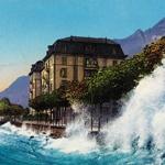 Vẻ đẹp thế giới xưa qua tấm bưu thiếp