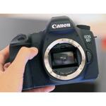 Canon 6D có bản cập nhật phần mềm v1.1.6