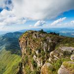 Vẻ đẹp kiêu hùng trên đỉnh Pha Luông huyền thoại