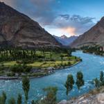 Vẻ đẹp ẩn sau màu khói lửa của Pakistan