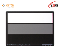 X-Rite ColorChecker Grayscale (M50103)
