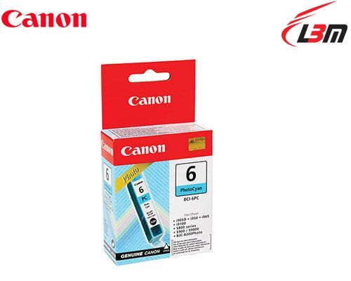 Hộp mực Canon BCI-6 PC PM R G