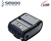 Mobil Printer – Made in KOREA LK-P30IIR SW (USB+Serial & Wifi)