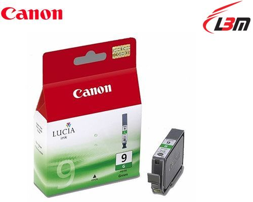 Hộp mực Canon PGI-9 MBK PBK C M Y PC Red PM Green Gray