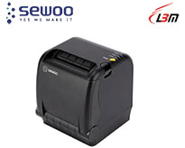 POS Printer – Made in KOREA SLK-TS400WF(USB+Serial+Wifi)