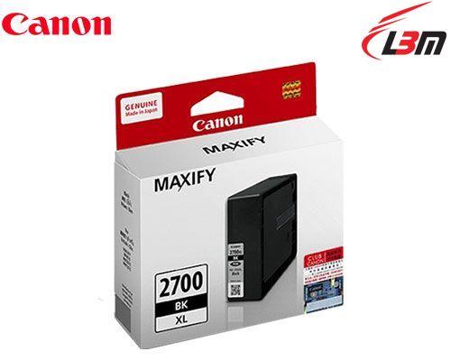 Hộp mực Canon PGI-2700 XL BK