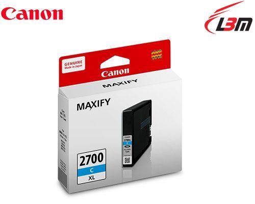 Hộp mực Canon PGI-2700 XL C M Y