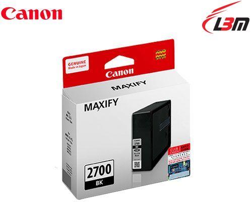 Hộp mực Canon PGI-2700 BK