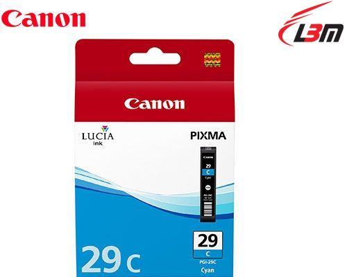 Hộp mực Canon PGI-29 C M Y PM PC MBK PBK DGY GY  LGY CO R
