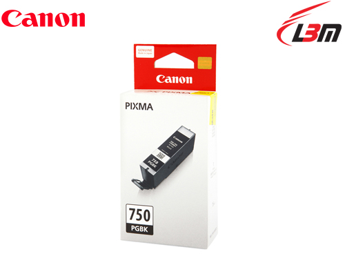 Hộp mực Canon PGI-750 PGBK