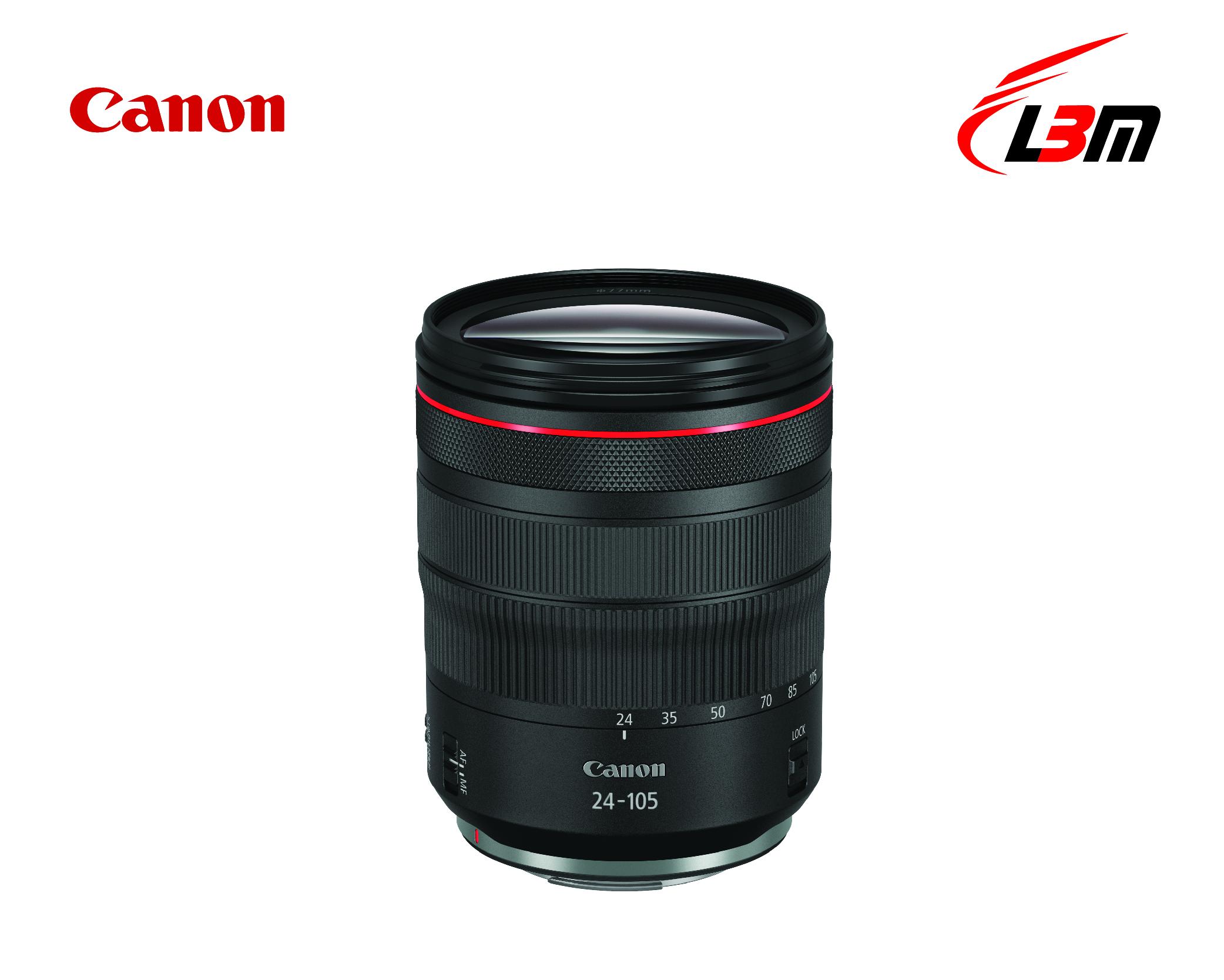 Ống kính Canon RF24-105mm f/4L IS USM