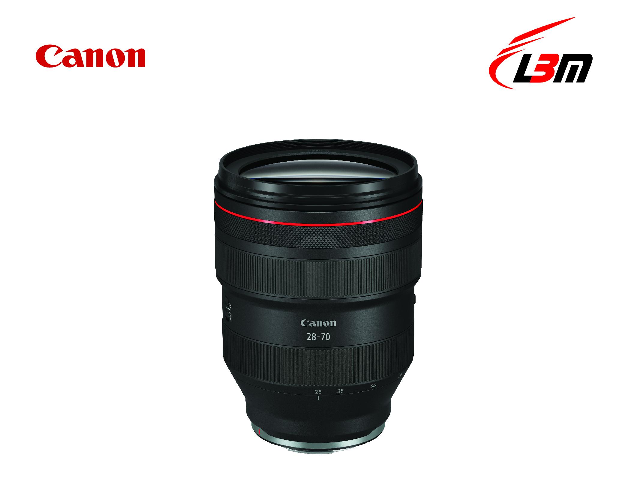 CANON RF28-70mm f/2L USM – 2965C003