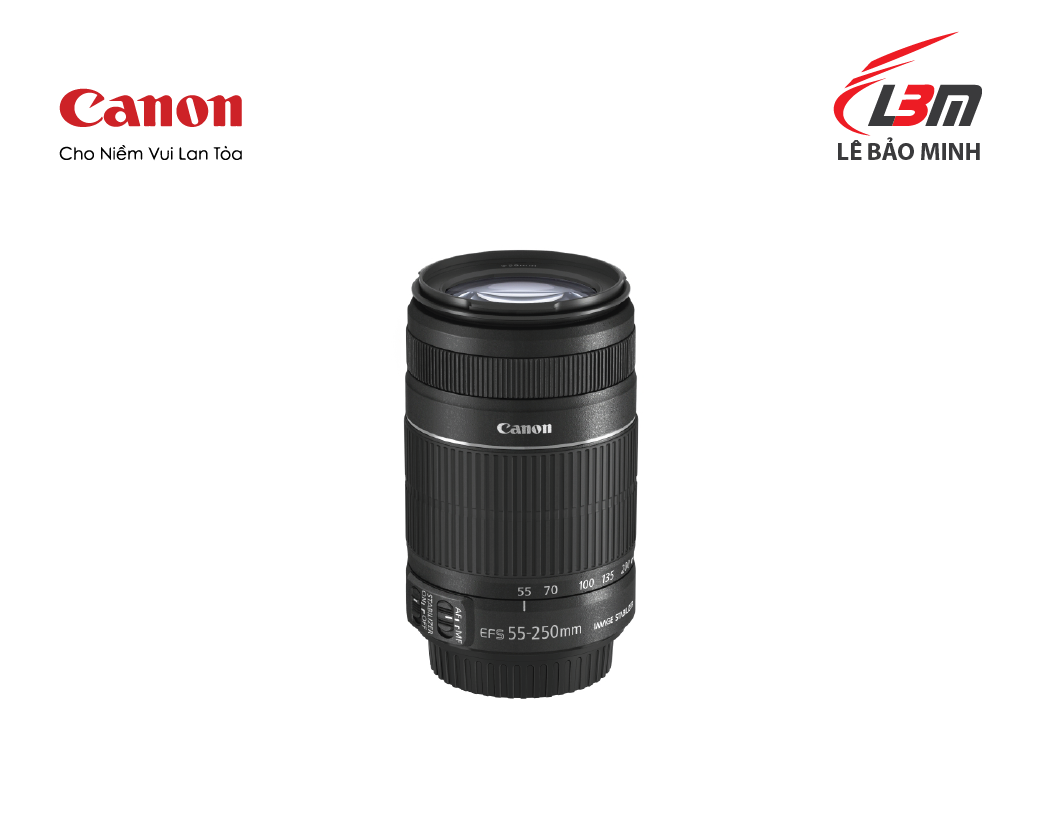 Ống kính EF-S55-250mm f/4.0-5.6 IS II