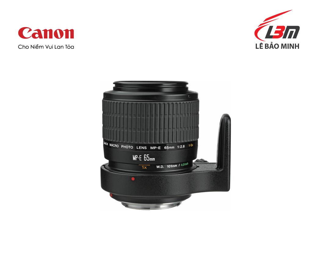 Ống kính MP-E65mm f/2.8 1-5X