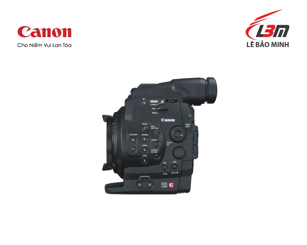 Máy quay Canon EOS C300 (PL)