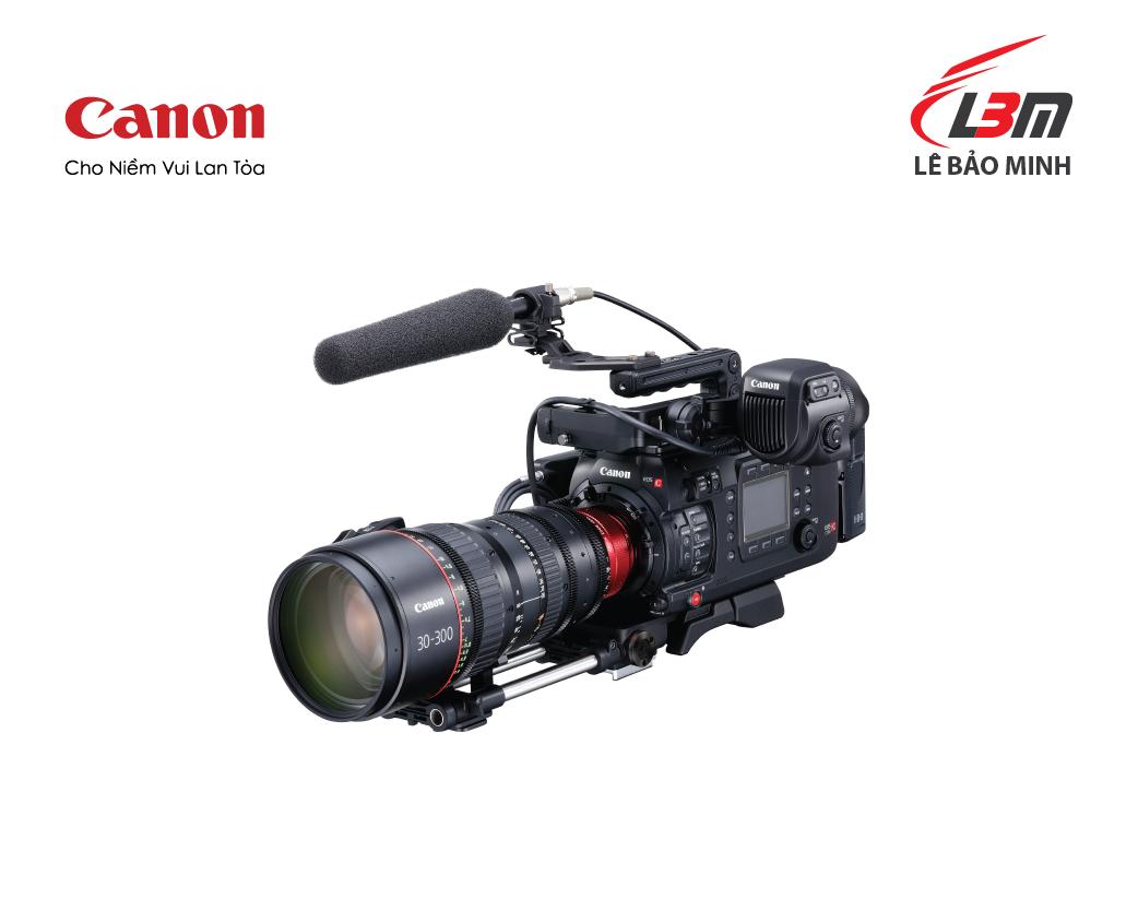 Máy quay Canon EOS C700 PL