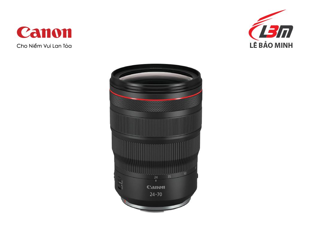 Ống kính Canon RF24-70mm f/2.8L IS USM