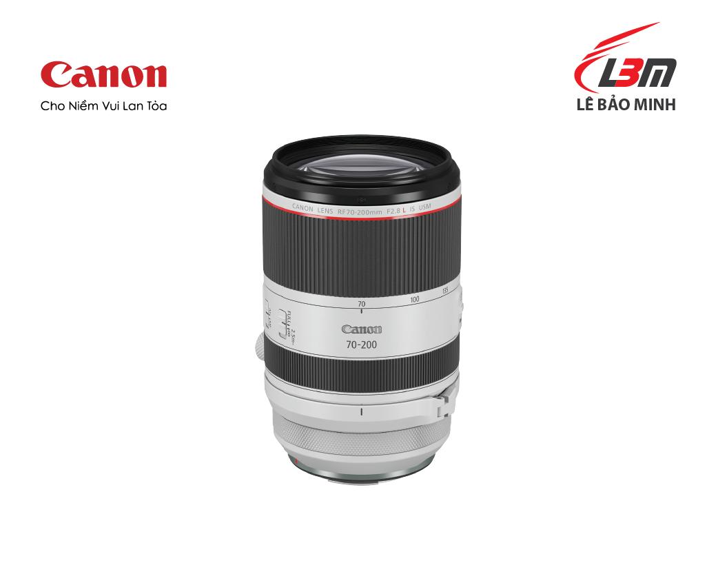 Ống kính Canon RF70-200mm f/2.8L IS USM