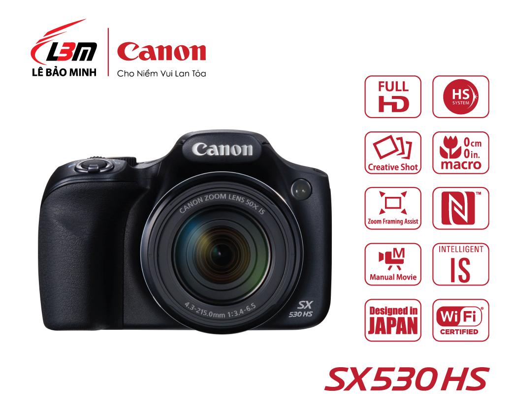 PowerShot SX530 HS